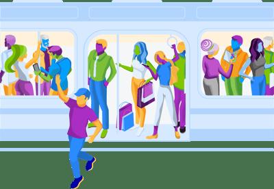 ridership recovery